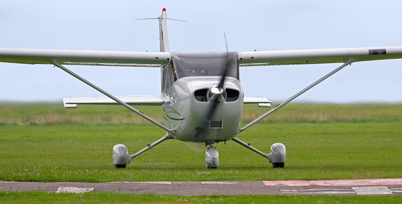 Pilot für einen Tag Grefrath