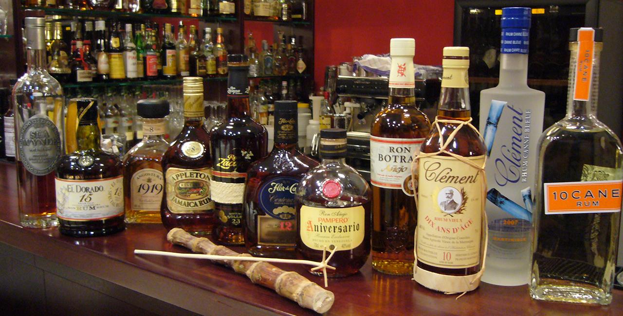 Rum-Tasting Hattersheim