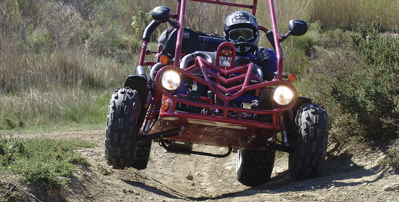 Buggy Tour Onroad am Nürburgring in Herresbach