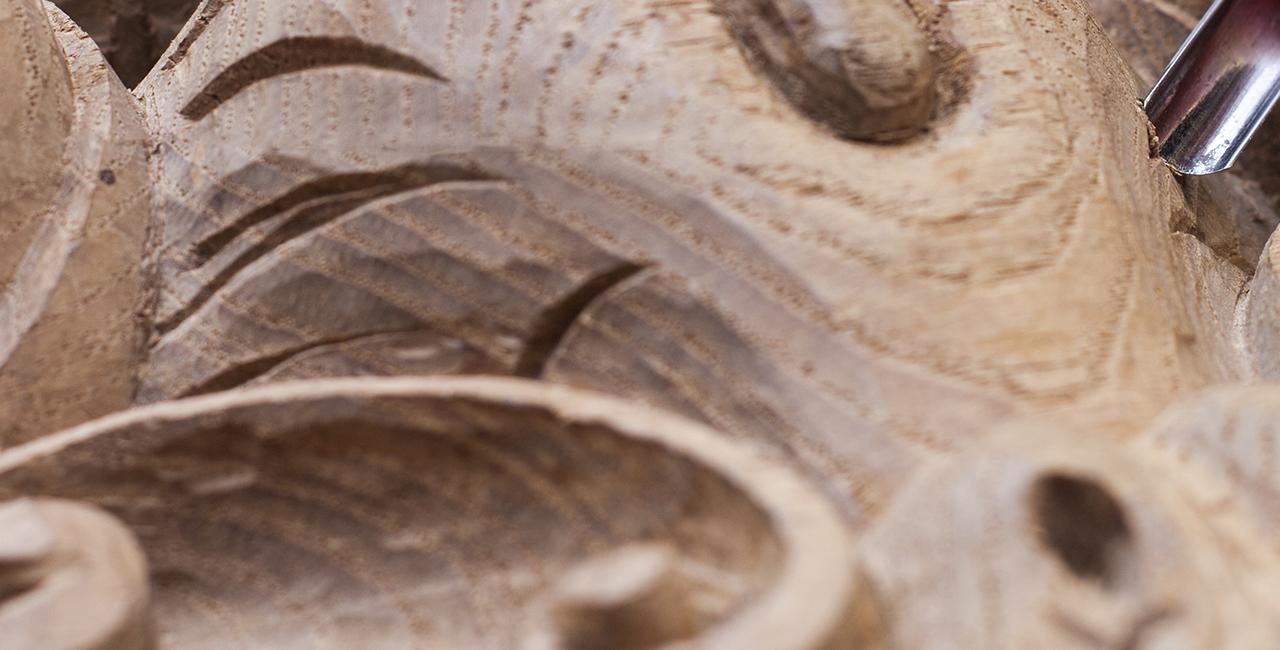Holzschnitzen Ratingen
