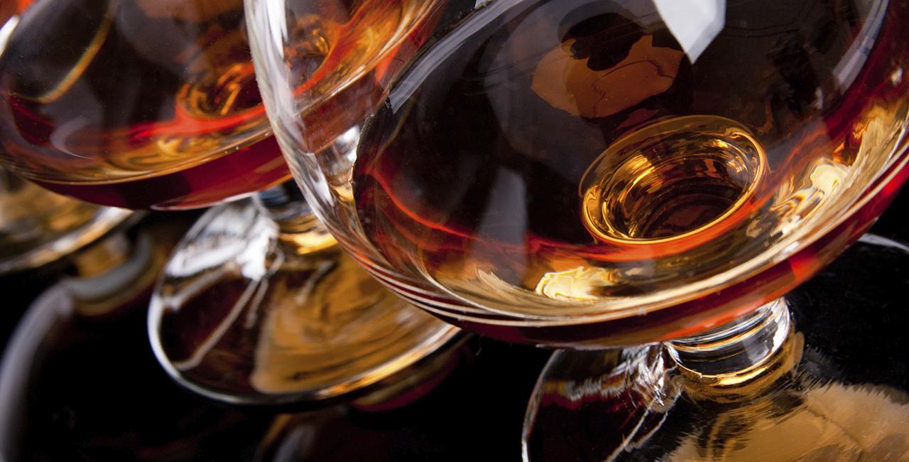 Cognac-Tasting in Idstein