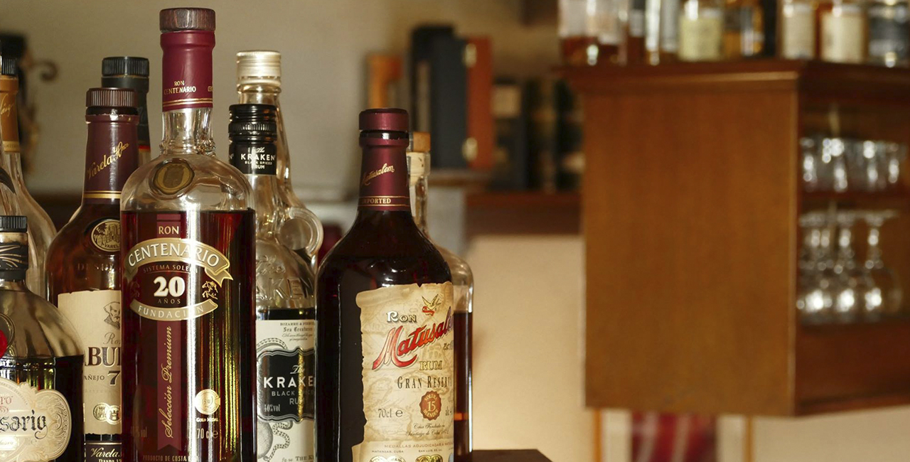 Grappa-Tasting in Idstein
