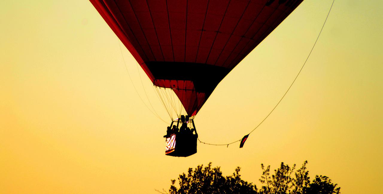 Romantische Ballonfahrt für Zwei Lappersdorf
