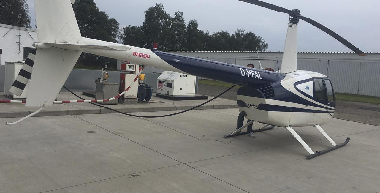 30 Min. Hubschrauber Rundflug in Mülheim