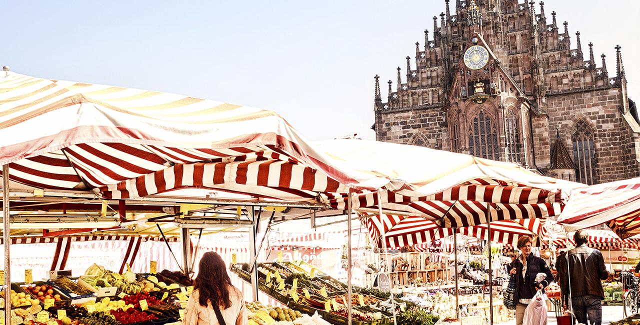 Stadtführung Altstadt in Nürnberg