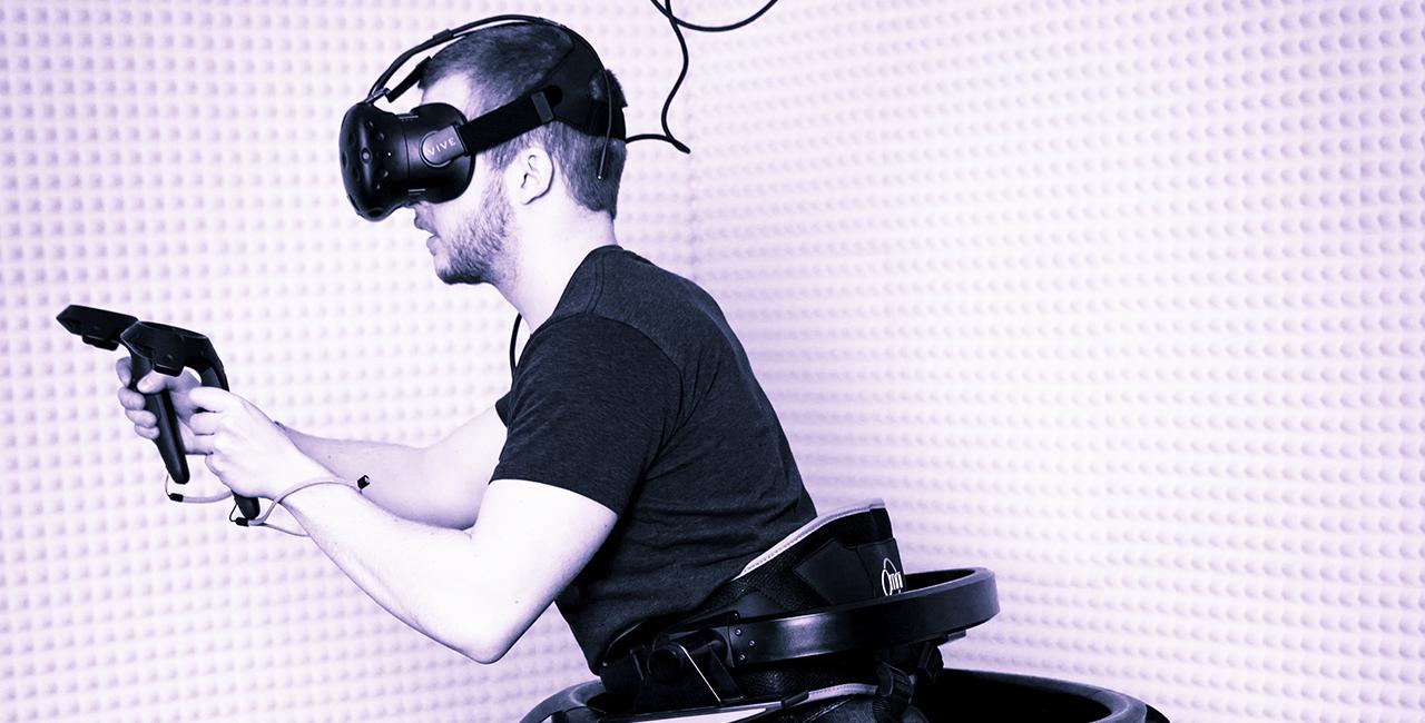 Ausflug in die virtuelle Realität in Nürnberg, 60 Min.