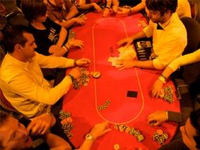 Poker Aufbauworkshop München