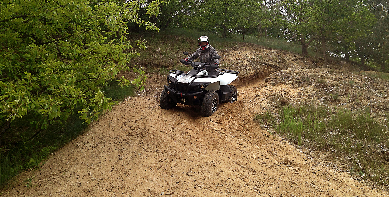 Quad Offroad Tour in Lutherstadt Wittenberg, Raum Magdeburg