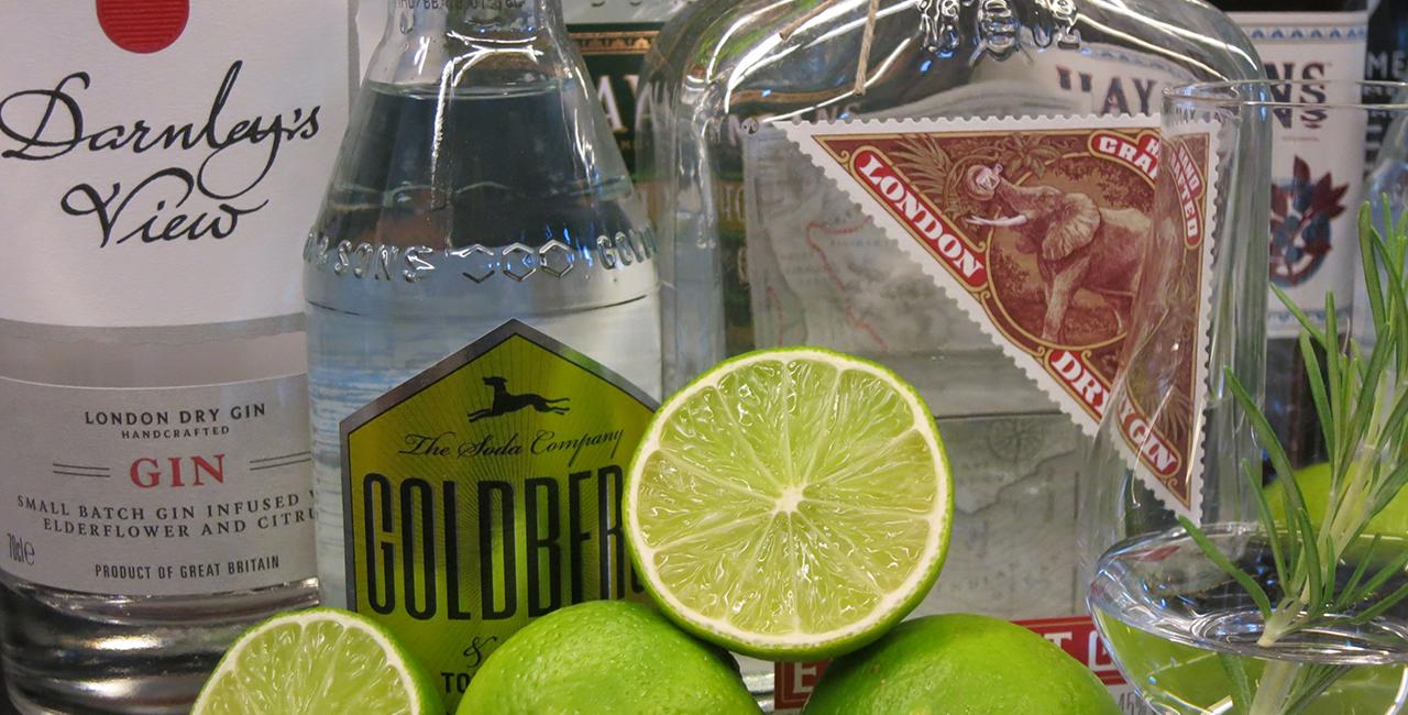 Gin Tasting Schwetzingen