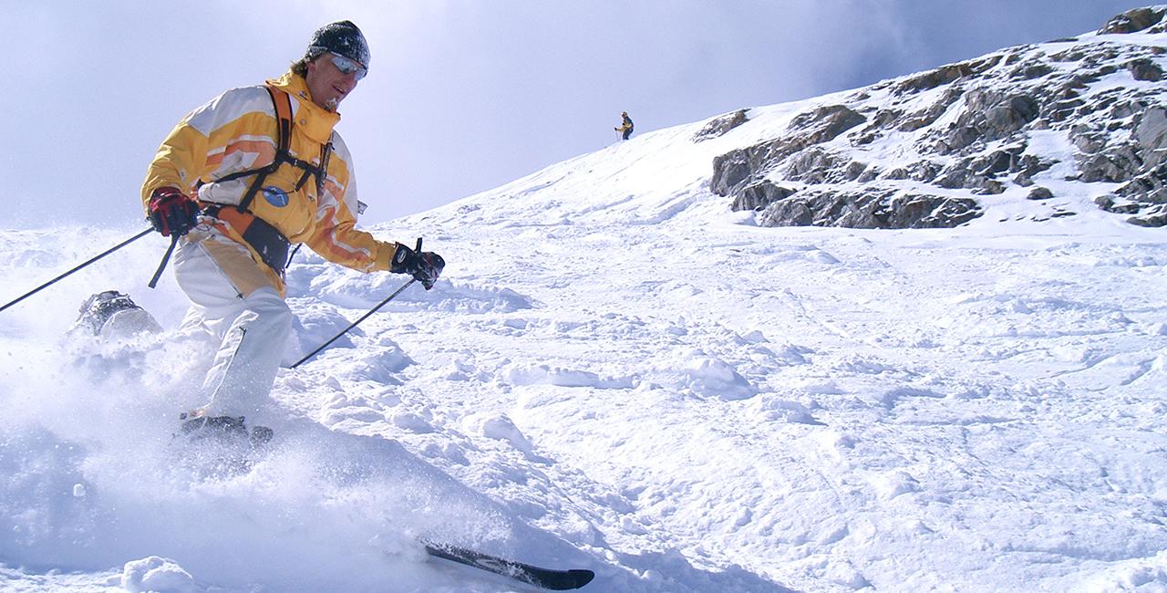 Ski Freestyle Kurs für Kids in Lenggries, Raum München