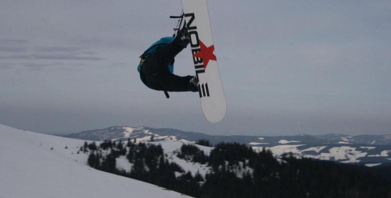Snowkiten Schnupperkurs in Lofer, Österreich