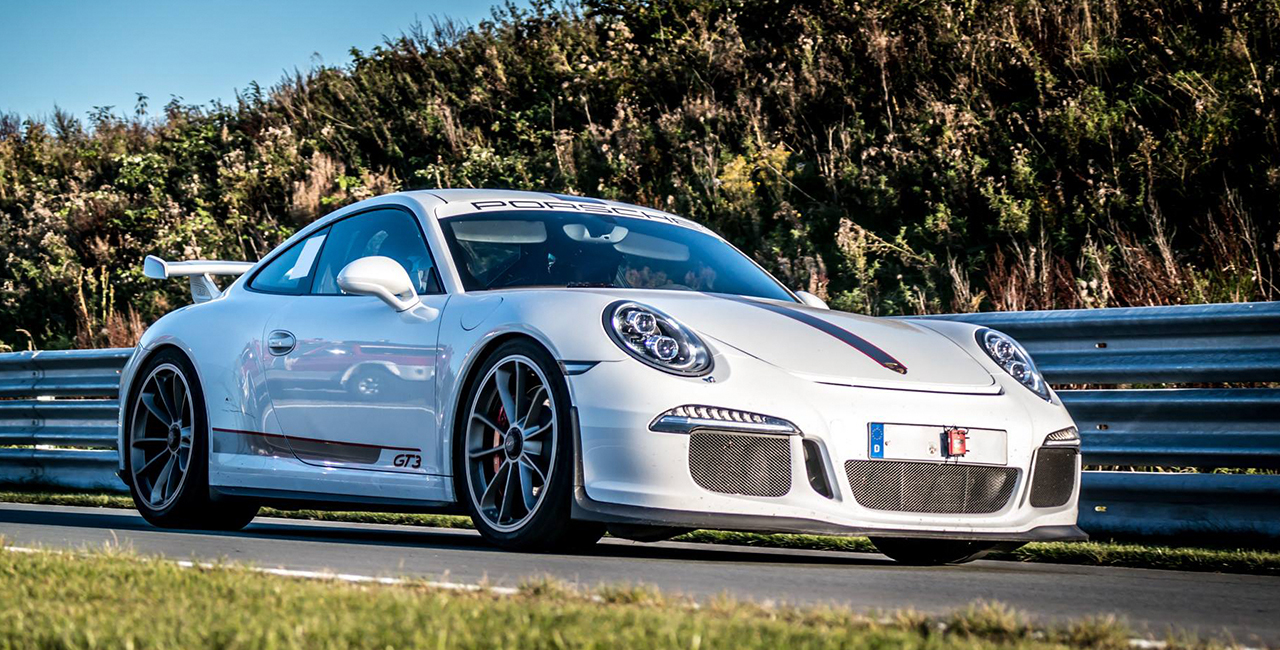 8 Runden Porsche GT3 selber fahren auf dem Spa Francorchamps