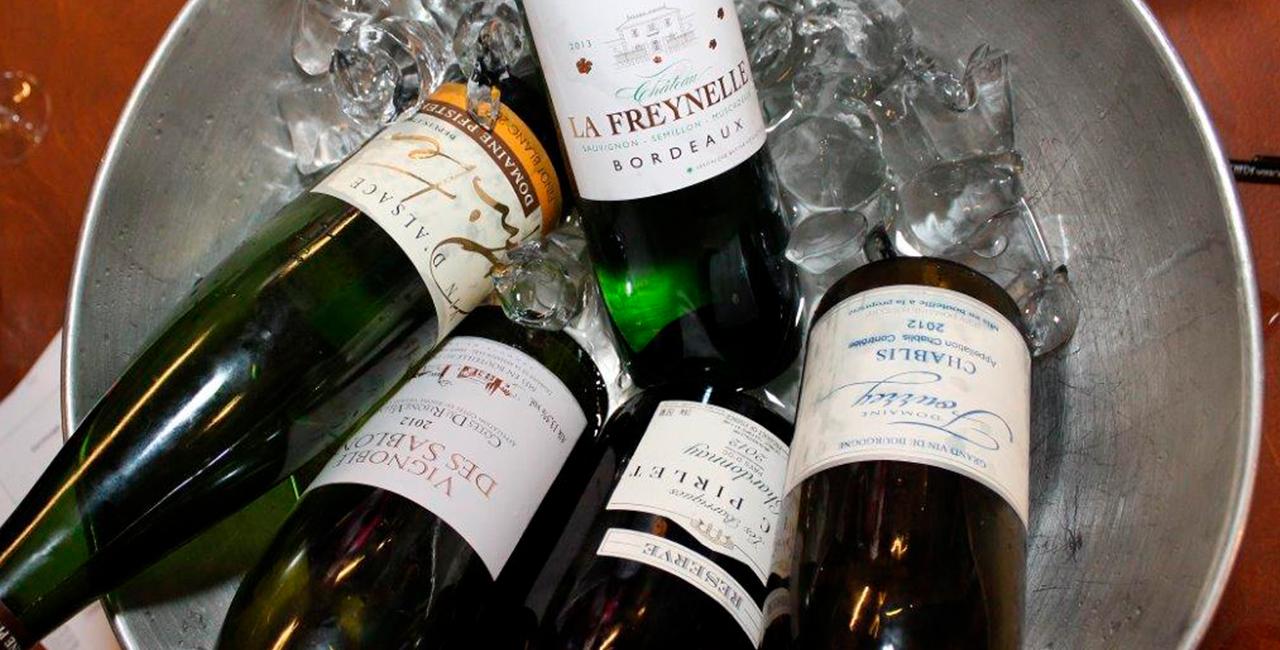 Weinseminar Reise durch Bordeaux in Stuttgart