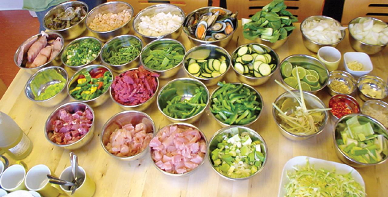 Thailändischer-Kochkurs in Köln, NRW