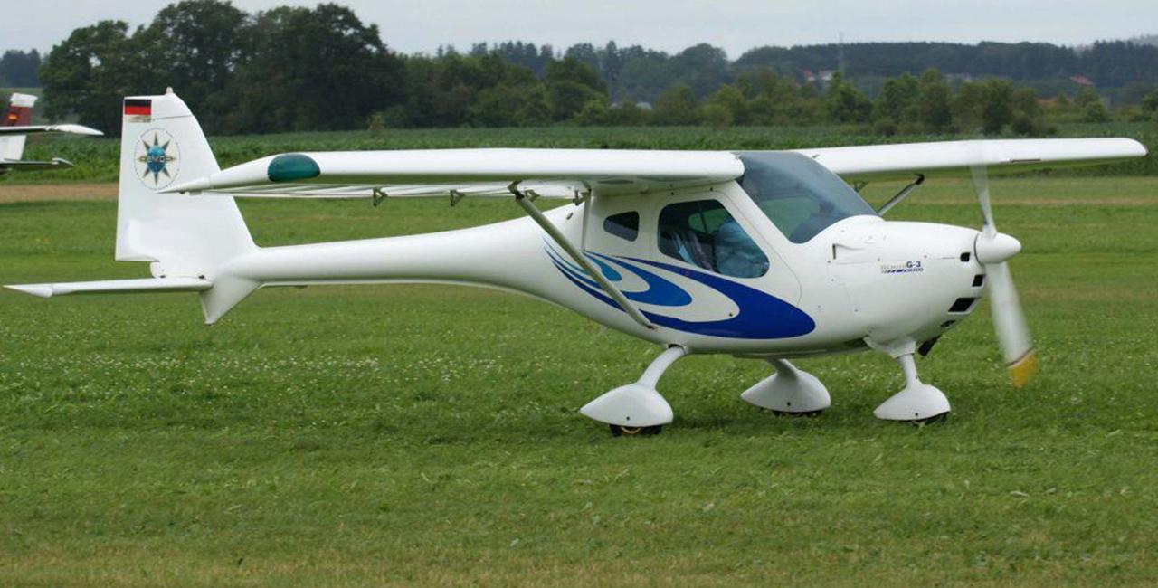 30 Min. Flugzeug Rundflug über die Eifel Trier