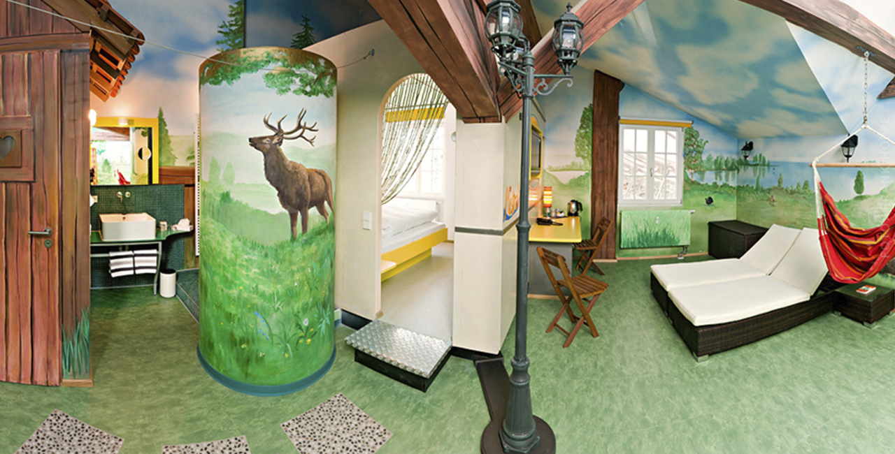 Übernachtung im Campingzimmer in Böblingen, Raum Stuttgart