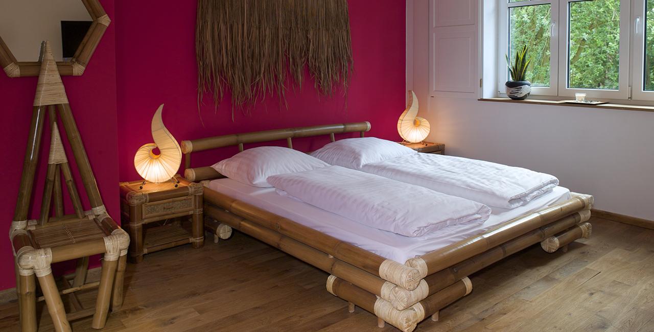 Übernachtung in der Asia Suite in Ostbevern, Raum Münster