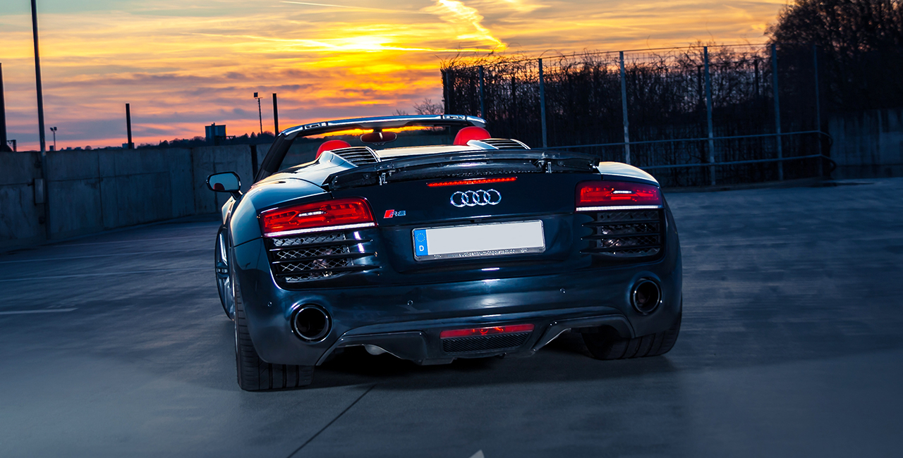 2 Tage Audi R8 V10 mieten in Waiblingen