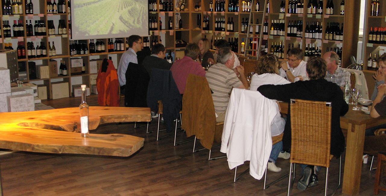 Weinseminar Iberische Halbinsel in Fürth, Bayern