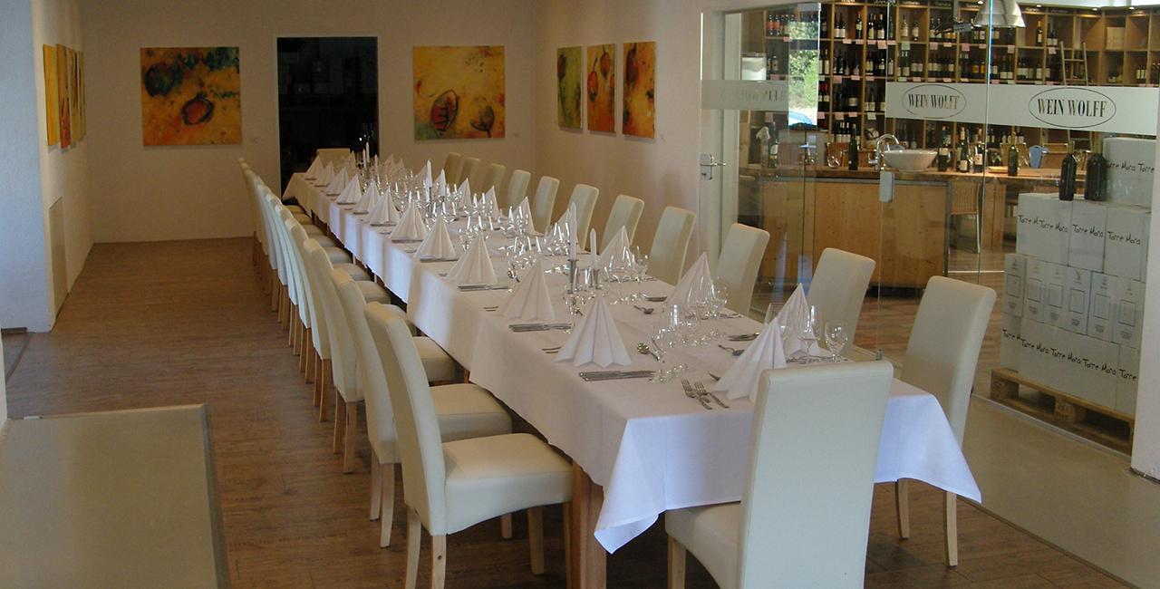 Weinseminar Italienische Weine in Fürth, Bayern