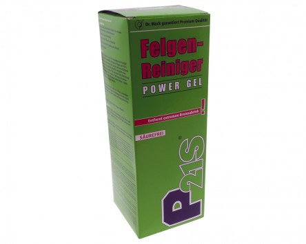 Felgenreiniger Power Gel P21S Dr. Wack - 500ml