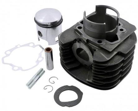 Zylinderkit 225ccm POLINI für Piaggio Ape 601V-CAR P2-P501