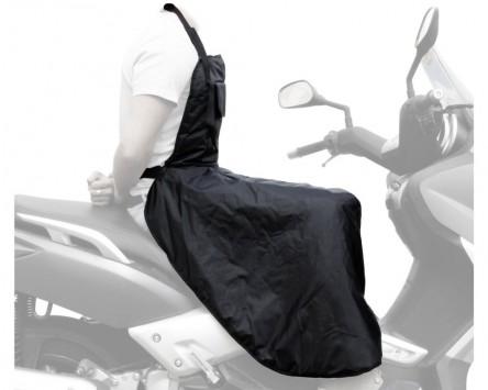 Roller Schürze S-Line Schutz für Beine und Brust schwarz