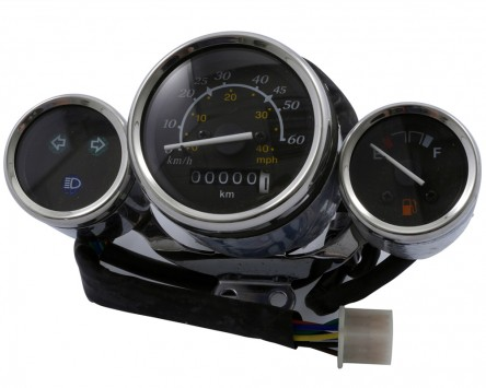 Tachometer für Flex Tech Firenze 50, YY50QT-21