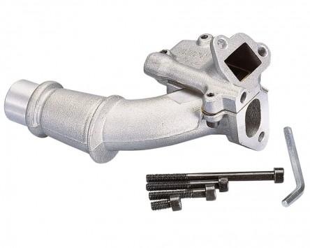Ansaugstutzen 24mm POLINI für Vespa Special 50, Primavera 125
