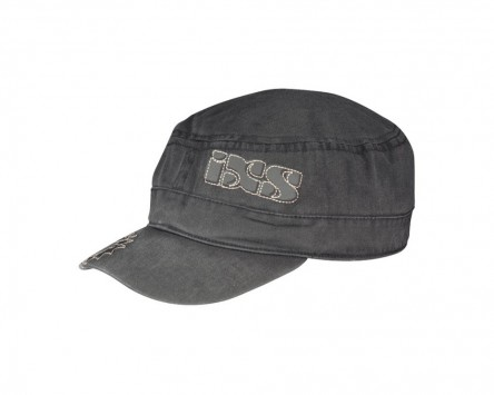Mütze Cappy Baseball IXS GEAR grau