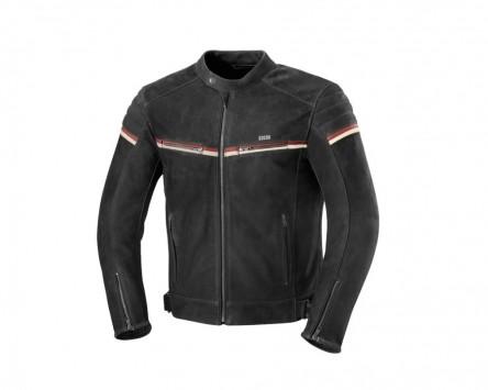 Motorradjacke IXS FLAGSTAFF schwarz Gr.48H