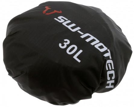 Rucksack faltbar Flexpack 75D Ripstop-Polyester/PU. Wasserdicht. 30 l. Motorrad