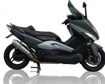 Auspuffanlage ZARD für Yamaha T Max, 08-09