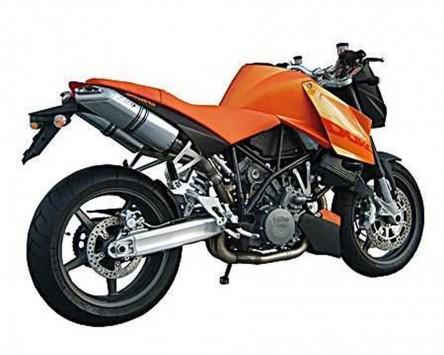 Auspuffanlage ZARD V2 Titan für Ducati Mulitistrada 1200