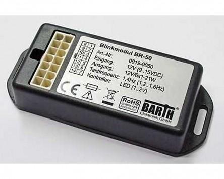 Blinkmodul BR-50 für LED Blinker ( Widerstand ) Motorrad