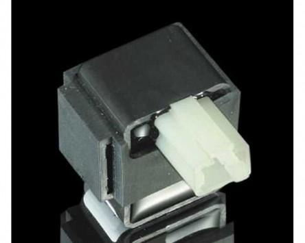 Blinkrelais, elektronisch 12 V 4 x 21W, schmaler 2 fach Stecker mit 2 Pins