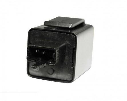 Blinkrelais, elektronisch 12 V, schmaler 3-fach Stecker mit 2 Pins, Motorrad