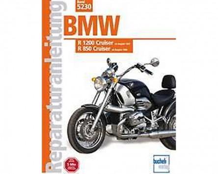 Reparatur-Anleitung BMW1200/850 Cruiser ab 97