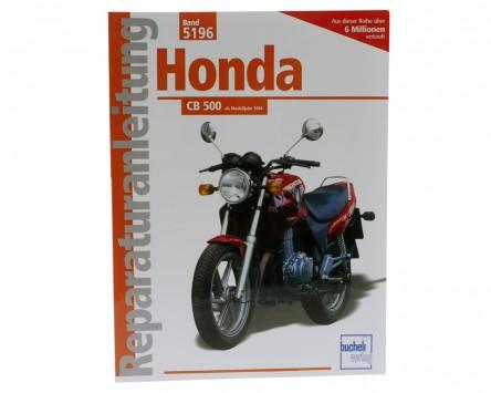 Reparatur-Anleitung Honda CB 500, 94-