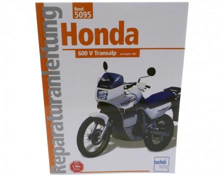Reparatur-Anleitung Honda XL 600 V Transalp (ab 1987)