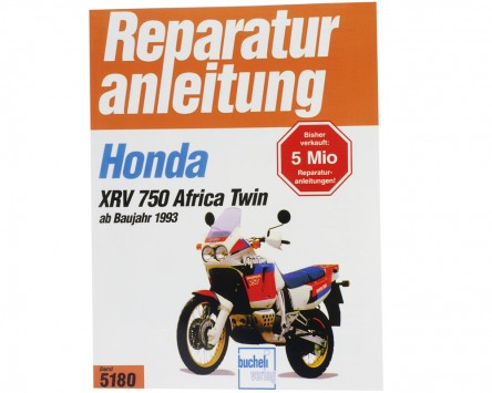Reparatur-Anleitung Honda XRV 750 Africa Twin (ab 1993)