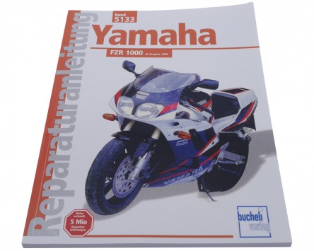 Reparatur-Anleitung Yamaha FZR 1000 (1989-95)