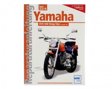 Reparatur-Anleitung Yamaha XVS 650 Drag Star (ab 1998)