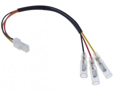 Rücklicht-Adapterkabel TYP 8 für div. Ducati Modelle, z.B. 848/1098/1198