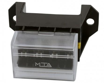 Sicherungskasten MTA 4fach hoch ATV Quad Abmessungen LxBxH - 53,5 x 25,8 x 57 mm