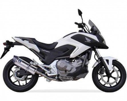 Auspuff IXIL HEXOVAL XTREM Evolution Honda NC 700 X/S, Integra, 12-, NC 750 X/S
