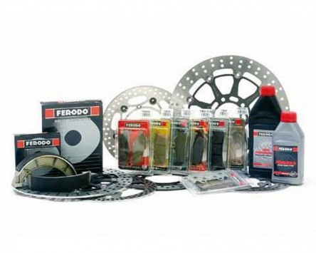 Bremsbeläge Sinter Racing Ferodo FDB 2205 XRAC (Racing Application)