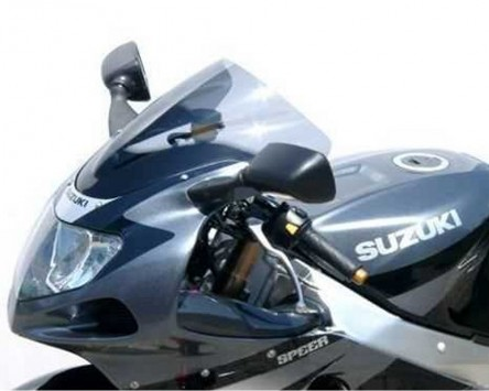 Scheibe MRA-Racingscheibe, Suzuki GSX-R 750, 00-03, Suzuki GSX-R 600, rauchgrau