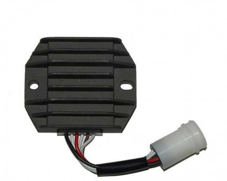 Spannungsregler / Gleichrichter Regler ESR108 Yamaha YFM Modelle, 86-95