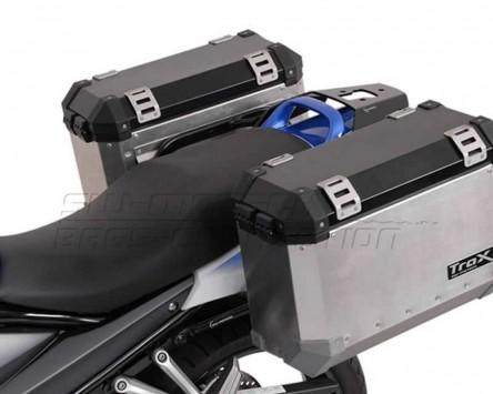 Kofferträger QUICK-LOCK EVO Suzuki Bandit GSF650/650S/1200/1250,GSX650/1250F
